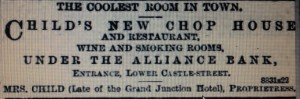 Daily Post 8th September 1869