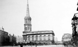 st georges church 1890s