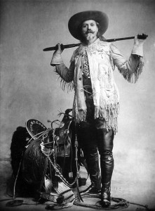 WHEN BUFFALO BILL CAME TO NEWSHAM PARK