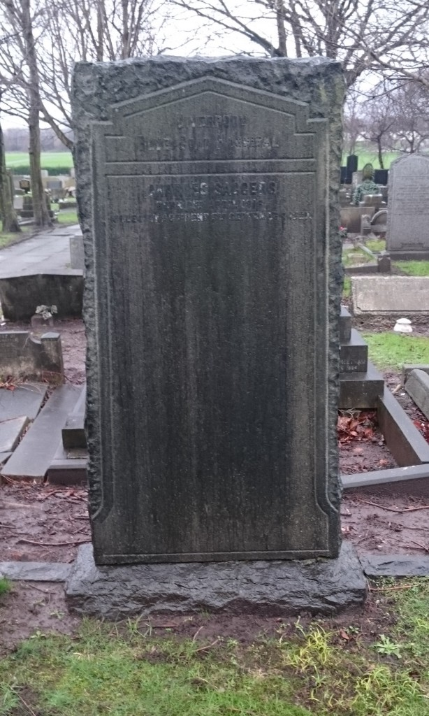 charles saggers grave