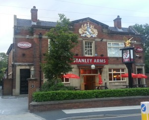 ATHLETICS AT THE STANLEY ARMS