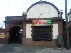 liverpool zoo entrance