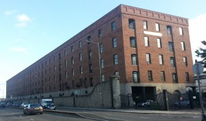 Wapping Dock Warehouse