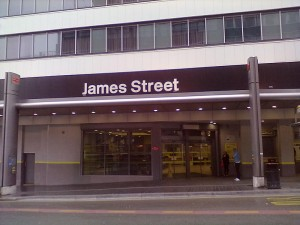 james st station by hammersfan