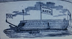 Floating Bath from Liverpool Mercury 21st june 1816