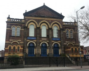 THE TOXTETH TABERNACLE