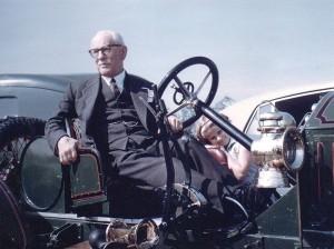 William Watson in 1958
