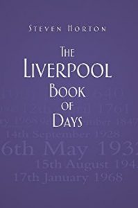 Book cover the liverpool book of days