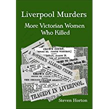 Book cover Liverpool Murders- More victorian women who killed