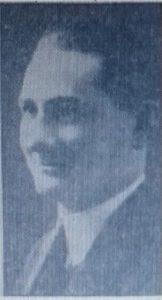Vincent Jones WW2 victim buried Allerton cemetery
